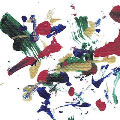 2017-01 Painting by Miranda, Moluccan Cockatoo
